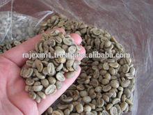 verde fresco caffè arabica prezzo fagiolo