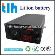 220V AC li ion 12V 20Ah home backup system battery