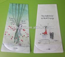 New style wonderful foldable vase with full printing