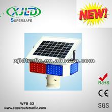 Anti-high(low) Temperature Solar powered LED Flashing Light