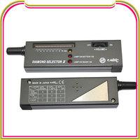 Electronic Diamond Gemstone Gems Tester Selector II detector LED tool