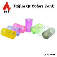 alibaba italian mini electronic cigarette dna20 mod clone chip the taifun nano colored clear tank