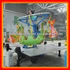 Kids Carnival Games trailer dragon ride