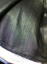 "Tussar silk fabric-handloom woven 44"""
