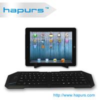 Hapurs bluetooth foldable keyboard for tablet pc ,Wireless Keyboard for desktop&tablet pc,2014 NEW STYLE bluetooth keyboard