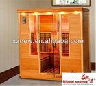 far infrared sauna room / spa hot tub