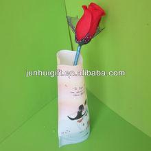 New style wonderful bulk plastic vases with low price