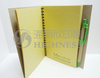 spiral notebook made in china eco friendly craft notebook pen and notebook