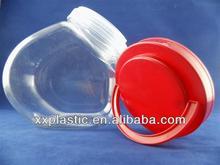 pet plastic bottles plastic candy bottle 1.5L pet bottle
