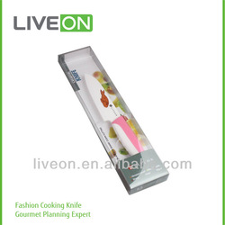 2014 New Knives/ Ceramic Kitchen Chef's Knife with PVC Box