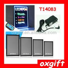 OXGIFT 50x70CM Digital Advertising Board Bulletin Board T14083