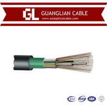 Armoured duct 6 core fiber optical cable price per meter
