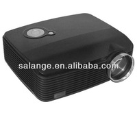 Factory Supply Quality !!Newest Hot Sale Real 2014 Portable led projector lamp By Salange