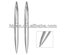 new 2014 hot design high quality Eco-friendly metal recycle roller pen
