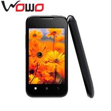 Original Lenovo A66 phone MTK6575 1GHZ CPU 3.5 inch Smartphone screen Cheap phone 2.0MP camera GPS WIFI Bluetooth