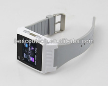 2014 unlocked watch mobile phone H2 1.5 inch TFT touch screen Quad-band Bluetooth MP3/MP4/ FM