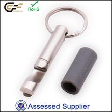 Multi use metal bottle opener keyring for sale