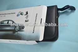 Vehicle Portable Power/Multi-function Jump Starter mobile power bank 5000