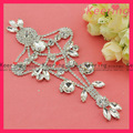 Sparkly popular rhinestone embellishment for wedding dresses 2014 WRE-013