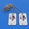 2014 movie dog tag, 2014 music dog tag, 2014 guys souvenir dog tag ball chain