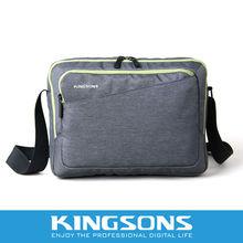 Newest 15.6inch shoulder laptop bag,neoprene picnic bag with shoulder straps
