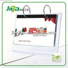 OEM calendar pen plastic pen for promotion in China