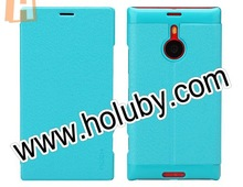 High Quality China Manufacture ROCK Excel Series Full Body Flip Stand Leather Case for Nokia Lumia 1520
