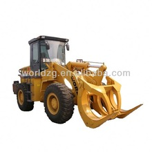 front end loader with zl50 gearbox(W136)