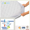 Comfortable and Hypoallergenic Mattress Pad for Baby Crib and Toddler Bed