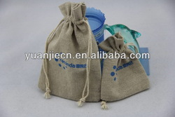 Fashionable hot selling handmade linen bags