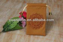 Good quality stylish jewelry plastic zip lock pouch