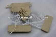 Best quality best sell linen plastic bag
