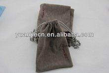Popular useful perfume velvet bags