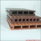 redwood color outdoor wpc clips