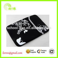 Neoprene laptop sleeve cute macbook with Handles laptop bag
