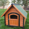 Deluxe Wooden Outdoor Dog house for Sale DK002M