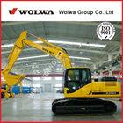 advanced Hydraulic system China excavator halla excavator