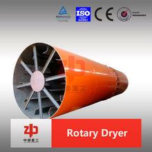 sawdust/ cassava chips/sand/silica sand/wood chips rotary drum dryer