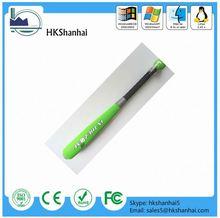 2014 hot sell baseball ball Eco-friendly safty bamboo baseball bat wholesales price