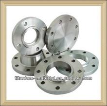 astm b381 titanium forging flange