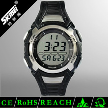 Japan movt sports digital watch water and shock resistant