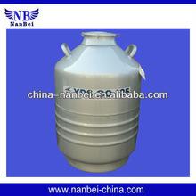 50 Liters liquid nitrogen biological containers Manufacturer supply liquid nitrogen tank,