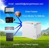 YILANG 2014 Hot Sale Solar Power Deep Freezer Dc Solar Freezer Solar Power Freezer