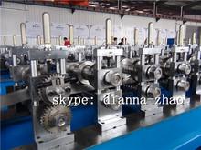 strongly steady Europe technic metal bookshelf pillar roll forming machine, furniture, construction series
