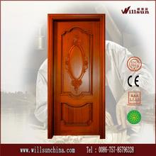 2014 most popular china wood door internal decor