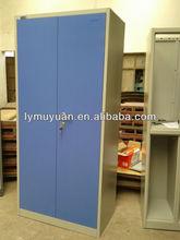 Powder coated folding metal dressing cupboard / clothes cupboard design (MY-C 02 )
