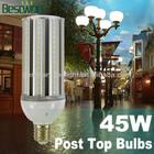Sealing Fixture Usable UL E40 45W Waterproof Garden LED Lights:5Years Warranty,Energy Star Tested,100-105LM/W,CRI>80,