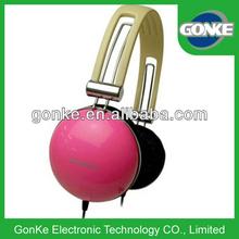 High Performance High Quality Fashional Stereo Headphones Cartoon