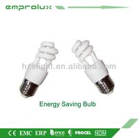 T2 7W Energy Saving Light Bulb