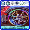chrome effect powder coating aluminium metallic pigment for spray paint ZQ-15527